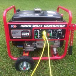 All Power 3500 watt generator