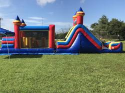 20' ft Obstacle w/Slide