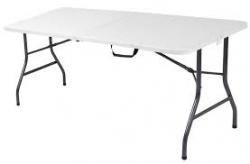 White Table 6 ft