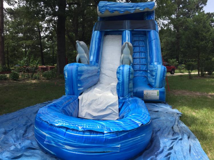 high quality water slide rentals Lufkin, TX