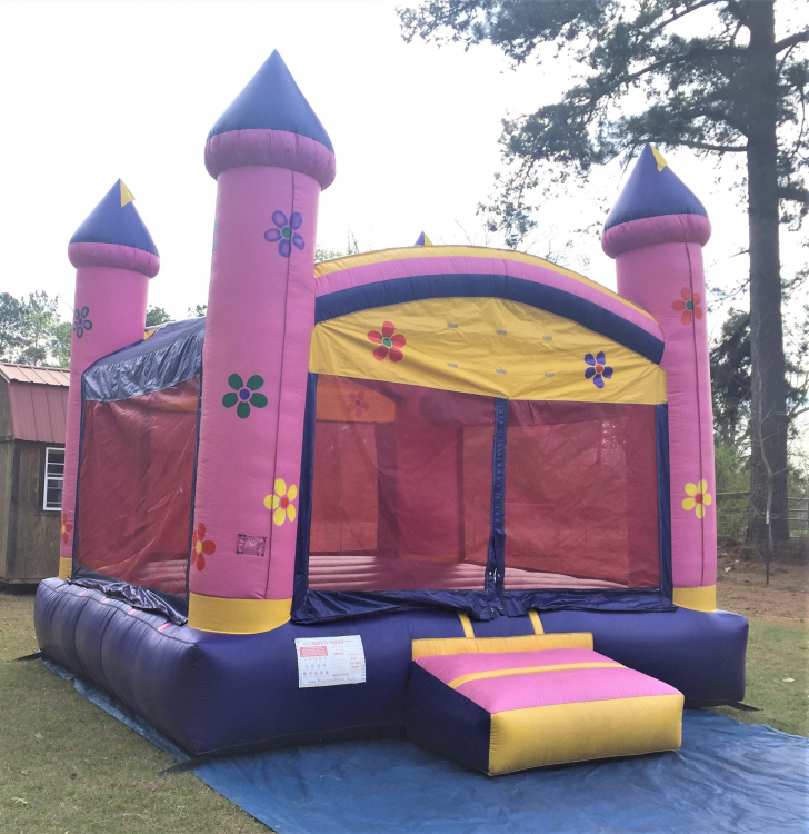 perfect bounce house rentals Nacogdoches, TX