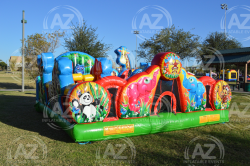 Animal Kingdom Toddler Playland