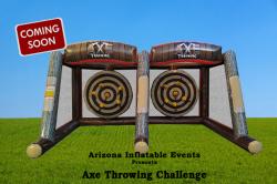 Axe Throwing Challenge