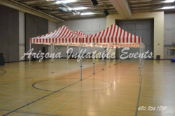 Carnival Tent (Red/White) 10x10
