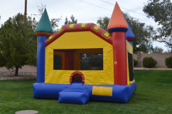 Primary Castle Bounce House