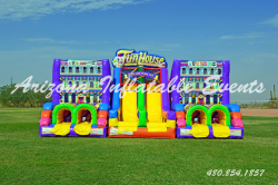 Fun House Obstacle Course