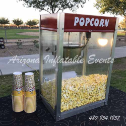 Ex Large Popcorn Machine