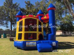 Castle 4n1 Slide Bouncer Combo