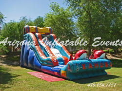 Big Kahuna Dry Slide 19' Tall