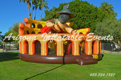 Gladiator Obstacle Course