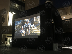 Movie Screen Extra Large (20x12)
