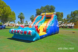 Kahuna Big Wave Water Slide 17' Tall