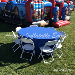 Tables Chairs Arizona Inflatable Events - Inflatable picnic table
