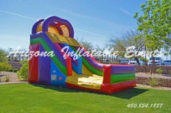 Large Slide 18' Tall