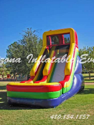 Mega Slide 22' Tall