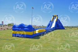 Hippo Water Slide 40' Tall