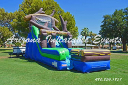 Rockin Rapids Water Slide 22' Tall