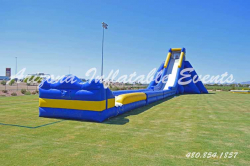 Hippo Dry Slide 40' Tall