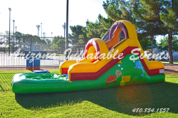 Toddler Dry Slide 10' Tall