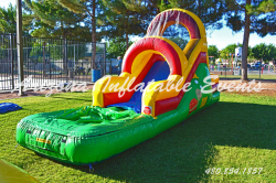 Toddler Water Slide 10' Tall