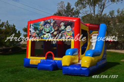 Toy Story 7n1 Slide Bouncer Combo