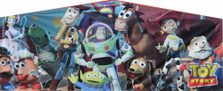 Toy Story Banner Panel