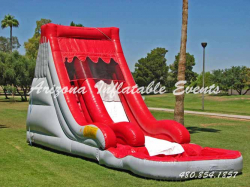 Volcano Water Slide 16' Tall