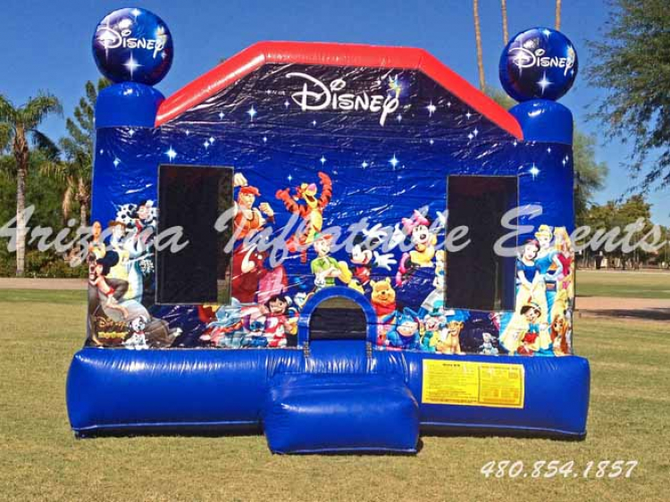 fff8f9678386d World of Disney Bounce House - Arizona Inflatable Events