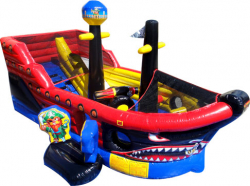 Little Pirate Ship Toddler Playland Bad