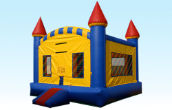 Bouncing Angels Castle