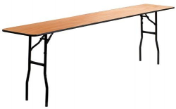 Table 2x8 ft