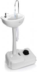 Portable Camping Sink w/ Towel Holder & Soap Dispenser