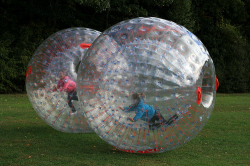 Zorb Balls and Course
