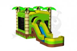 Jump and Slide 435 Castle