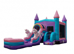 MR Unicorn 435 669223340 Jump and Slide 435 Castle