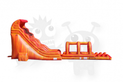 22 FT Super Lava