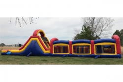 62 FT Obstacle Course