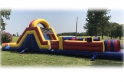 44 FT Obstacle Course