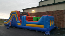 32 FT Obstacle Course