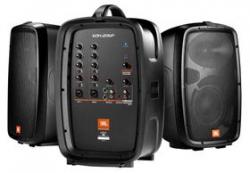 JBL Pro Audio PA Speakers