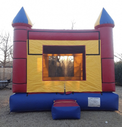 Castle Bounce House - Primary