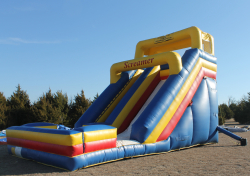 22 ft Screamer Slide - Dry Only