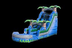 18 ft Paradise Falls Slide - Dry