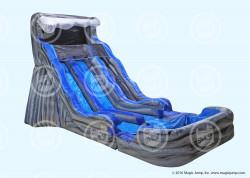 17' Rockin Wave Dual Slide