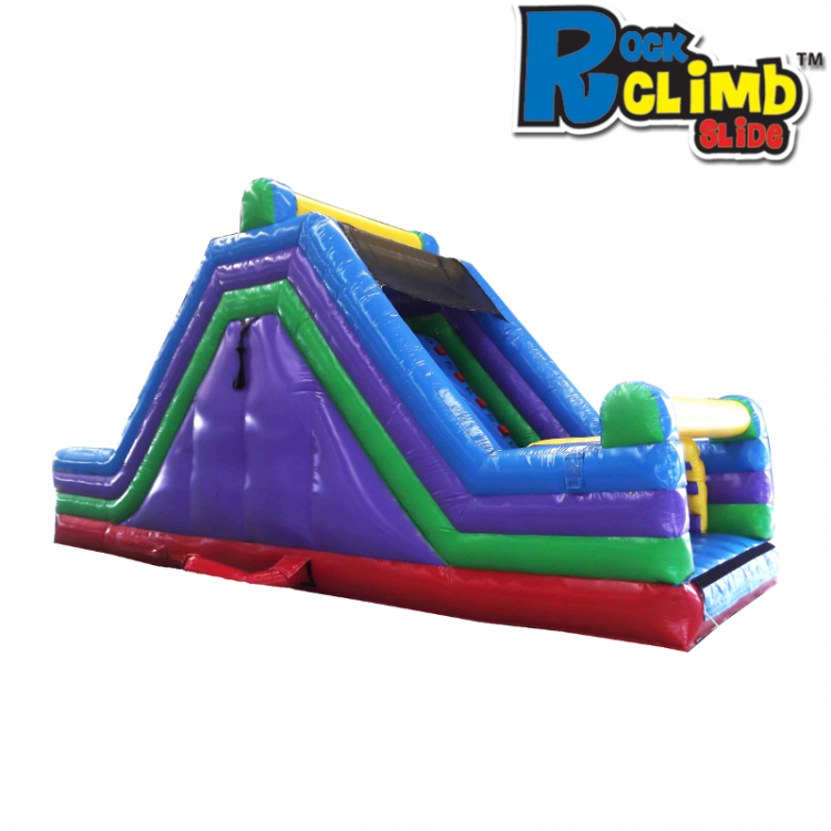 30' Rock Climb Obstacle Course
