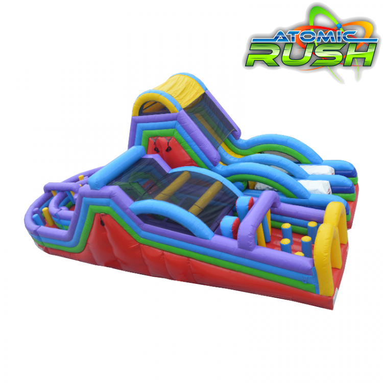 Atomic Rush Obsticle Course