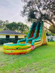 19ft fiesta water slide