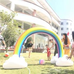 Rainbow Arch Sprinkler Inflatable