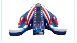 AmericanDualLane 1613166015 American Dual Lane Water Slide