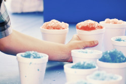 Unlimited & Served Snow Cones